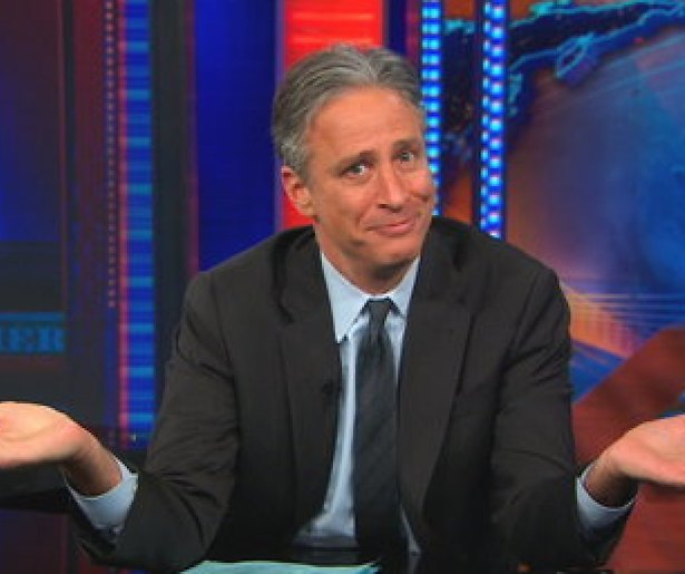 Komiek Jon Stewart gaat worstelen