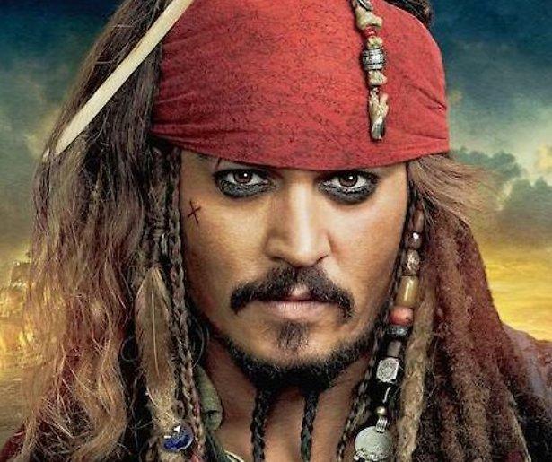 YouTube-hit: Johnny Depp verrast zieke kinderen als Jack Sparrow