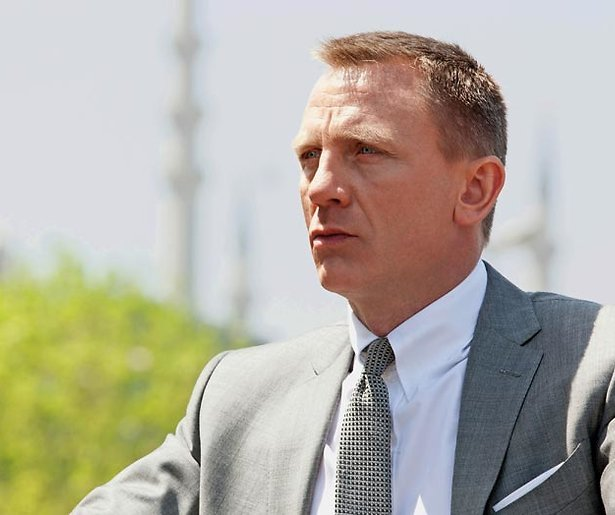 James Bond wordt vader!