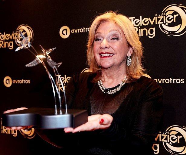 Janny van der Heijden kijkt terug op de Gouden Stuiver 2016