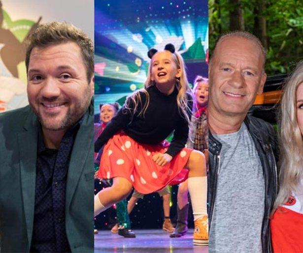Dit zijn de genomineerden voor de Televizier-Ster Jeugd 2019