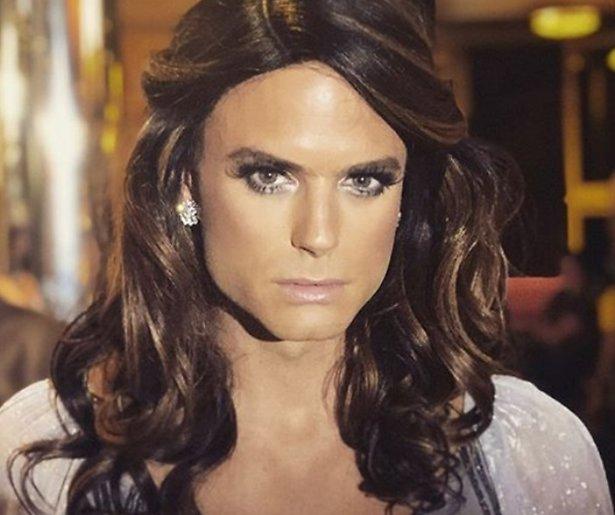Jim Bakkum ontpopt zich tot drag queen