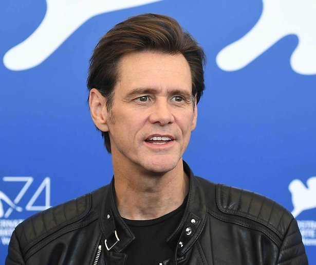 Jim Carrey in serie Kidding