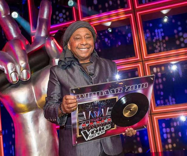 Winnaar The Voice Senior krijgt huldiging in Vught