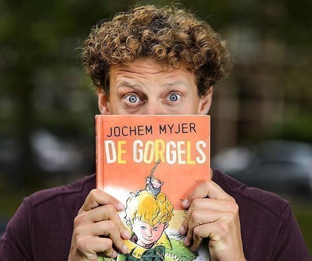 Boekenreeks De Gorgels van Jochem Myjer krijgt bioscoopfilm
