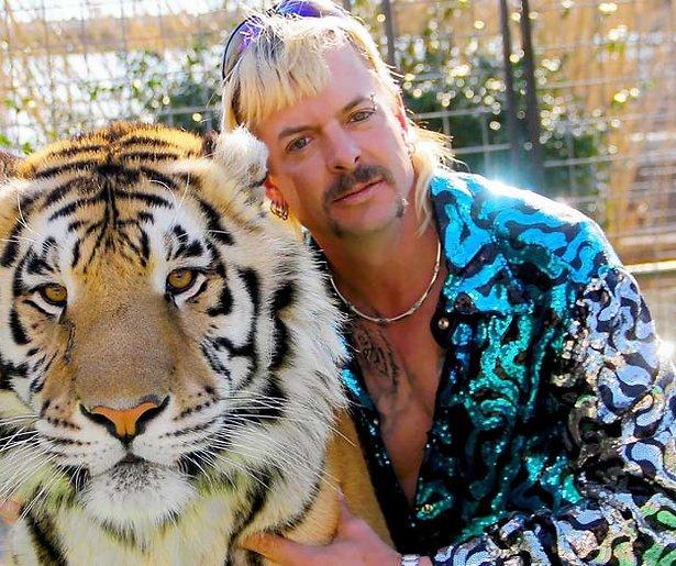 Tiger King Joe Exotic kampt met immuunsysteemstoornis
