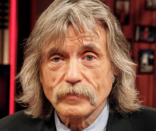 Johan Derksen ondanks belofte in DWDD