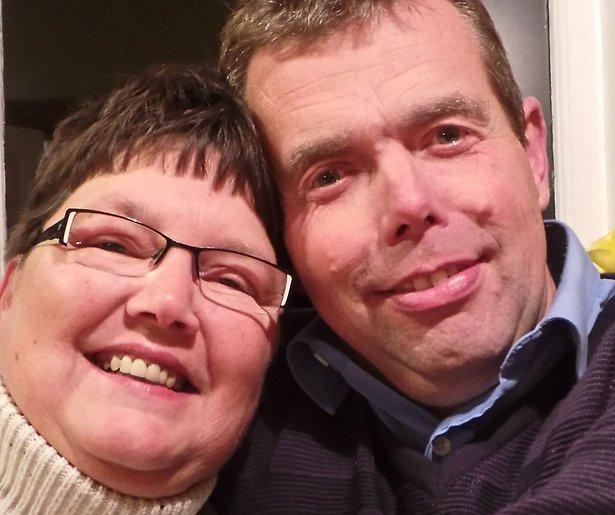 Boer Johan en Ingrid van Boer Zoekt Vrouw uit elkaar