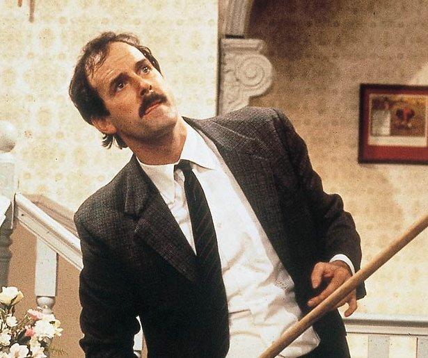 BBC plaats verwijderde aflevering Fawlty Towers toch weer terug