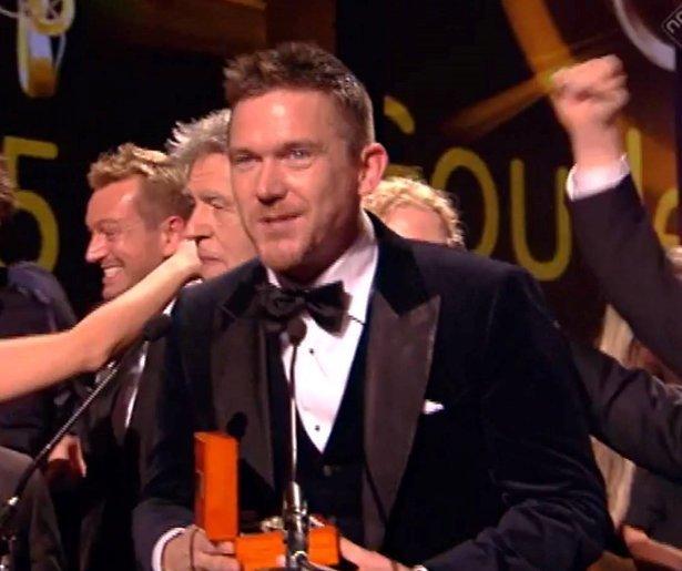 Kijkcijfers: 50ste Gouden Televizier-Ring: 3,3 miljoen zien SynDROOM winnen