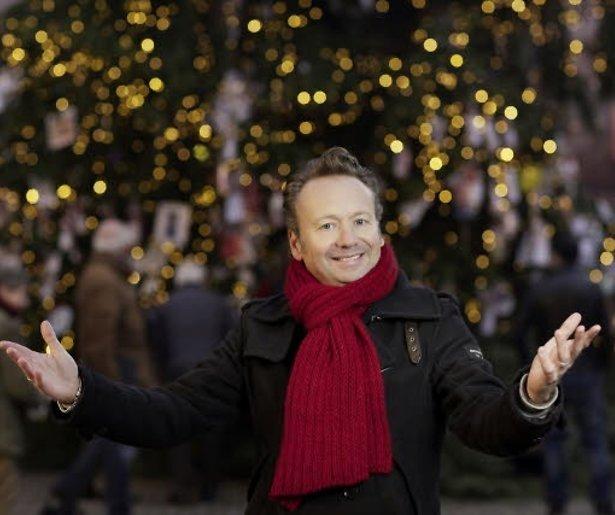 Roy en Coby uit Joris' Kerstboom