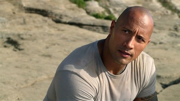 Dwayne Johnson gaat naar de jungle