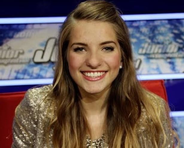 Julia achtste op Junior Eurovisie Songfestival