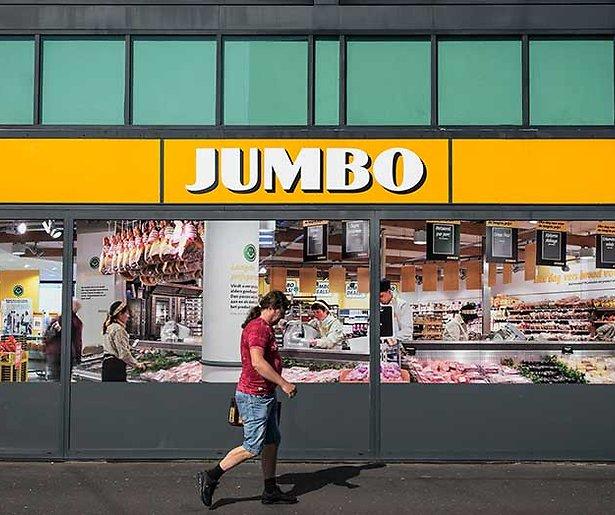 Misdaadcollege over de afpersing van Jumbo