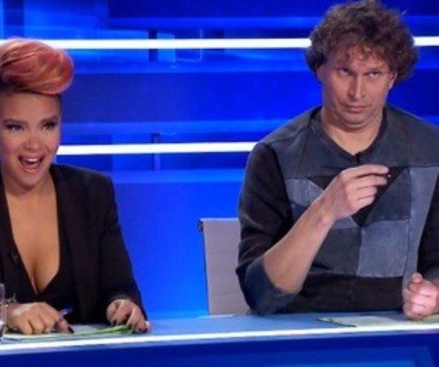Rockchick Laura blaast jury Idols weg