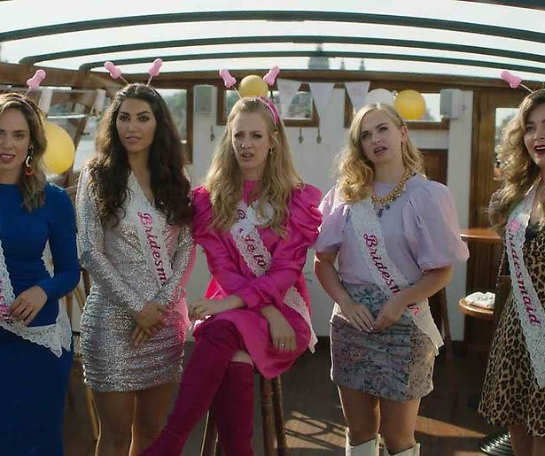 Trailer: Nederlandse Netflix-film Just Say Yes met Yolanthe