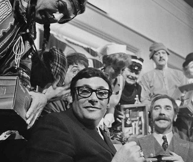 Winnaar Gouden Televizier-Ring 1967: Ja Zuster, Nee Zuster