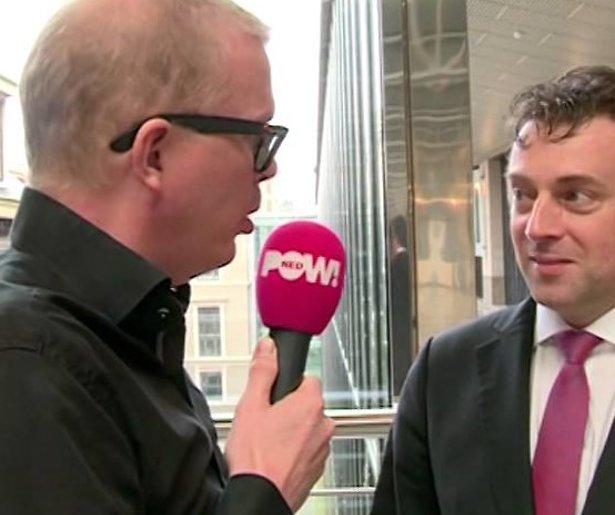 Jan Roos verlaat Omroep PowNed