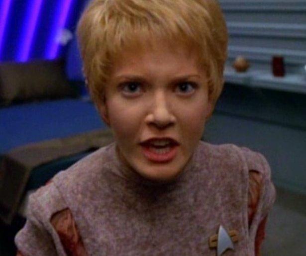 Star Trek-actrice Jennifer Lien in de cel wegens obsceen gedrag