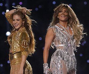 Klachtenregen na half time-show J.Lo en Shakira tijdens Super Bowl