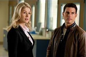 Tom Cruise duikt op uit het niets in Jack Reacher