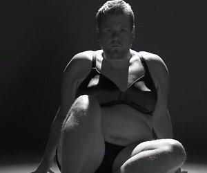 James Corden kruipt in huid Beyoncé voor Lemonade persiflage