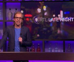 Jan Jaap van der Wal niet ontevreden over RTL Late Night