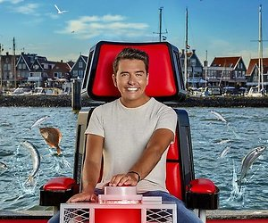 Jan Smit is de nieuwe coach van The Voice of Holland