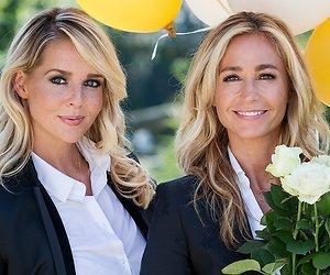 De TV van gisteren: Trouwshow Chantal en Wendy start goed