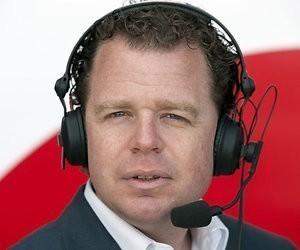 Jeroen Elshoff is commentator tijdens WK-finale