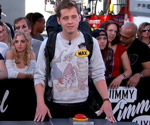 YouTube-hit: Nederlandse Max bij Jimmy Kimmel Live!