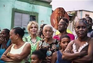 Caribsche trip voor Joanna