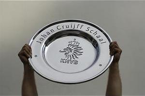De eerste Ajax - PSV om de Johan Cruijff Schaal
