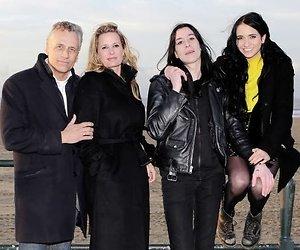 Christina Curry en haar ex Elle Bandita in Jouw Vrouw Mijn Vrouw VIPS