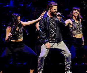 De Super Bowl halftimeshow van Justin Timberlake