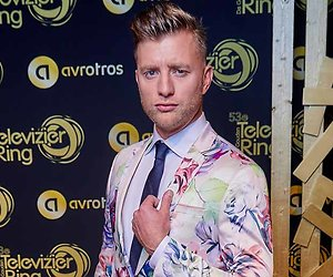 De bestgeklede mannen van het Gouden Televizier-Ring Gala 2018