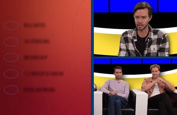 Videosnack: Klikbeet parodieert De Slimste Mens
