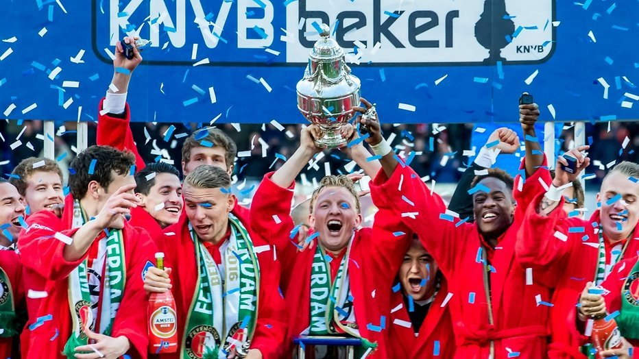 Veronica neemt KNVB Beker en Jupiler League over van SBS6