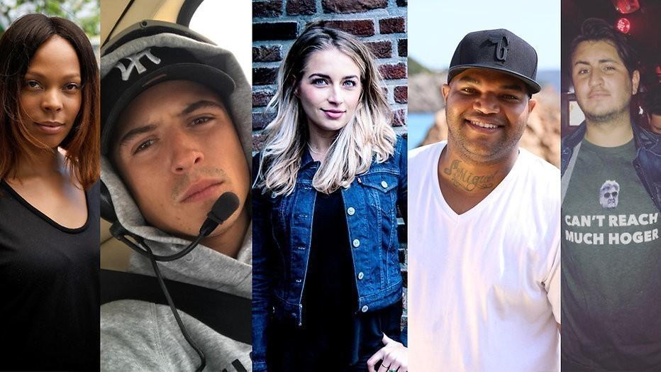 Verraden kandidaten Expeditie Robinson 2017 zichzelf via Instagram?