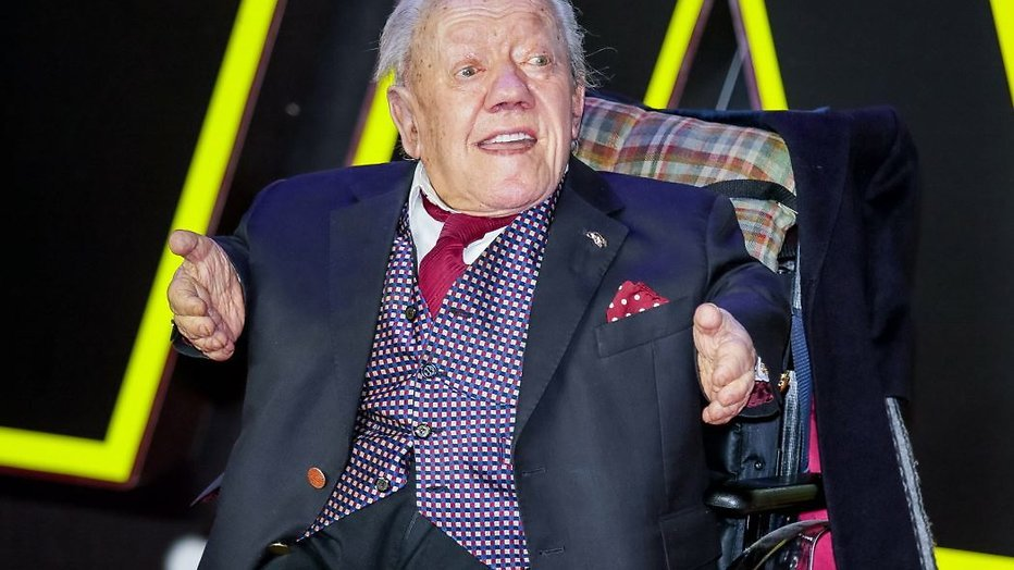 Star Wars-acteur Kenny Baker (81) overleden