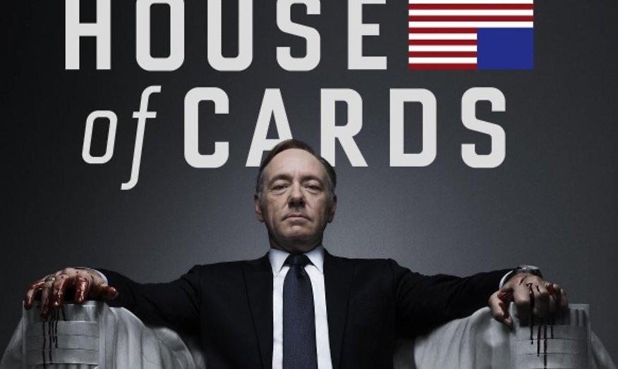 Er komt een 5de seizoen van House of Cards