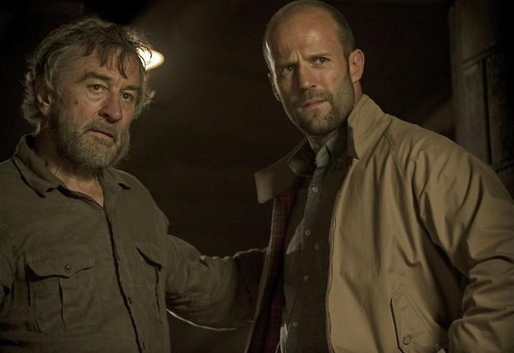 Jason Statham helpt Robert De Niro