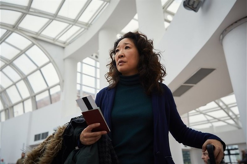 Killing Eve - Villanelle terug in de cel