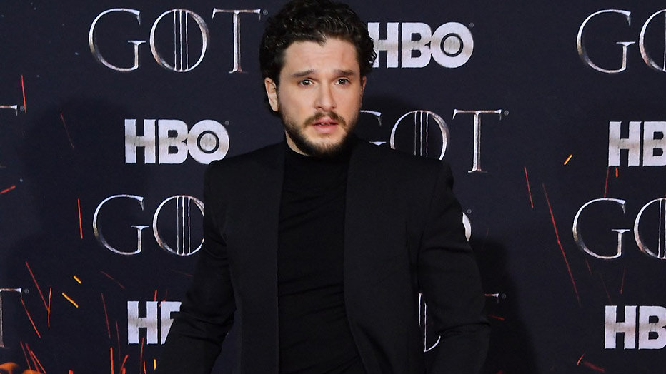 Kit Harington opgenomen in kliniek na einde Game of Thrones