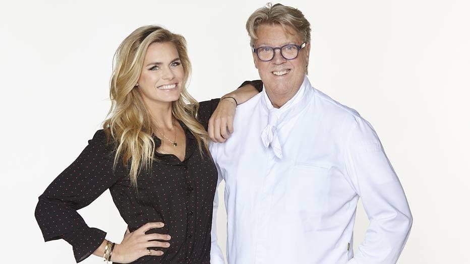 Nicolette van Dam vervangt Arie Boomsma in Kitchen Impossible