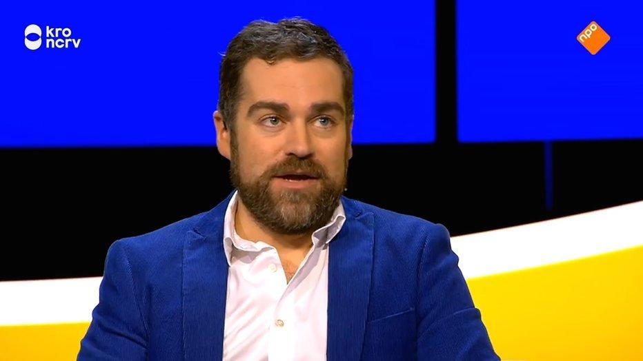 Deelname Slimste Mens logistieke operatie voor Klaas Dijkhoff