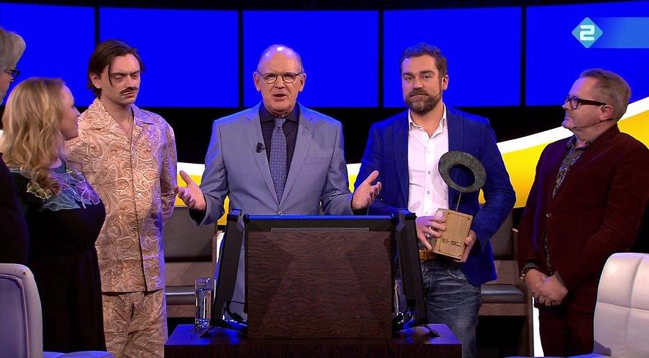 Staatssecretaris Klaas Dijkhoff winnaar wintereditie Slimste Mens 2017