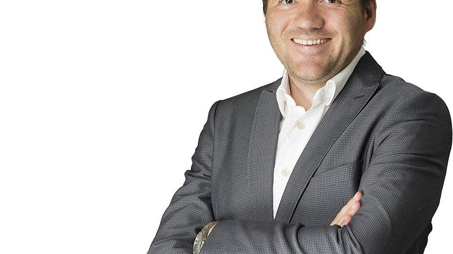 Klaas van der Eerden presenteert Chef in je Oor