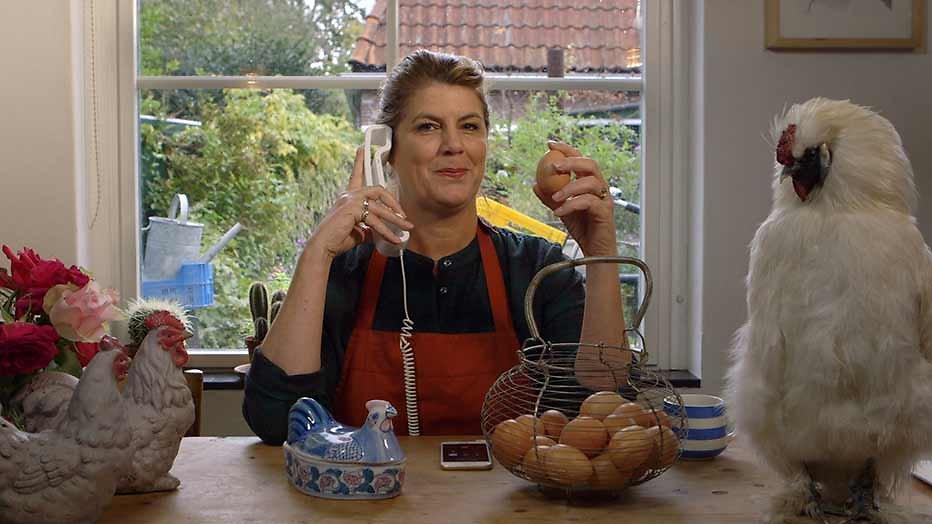 Avontuurlijke high tea in Koken met Van Boven