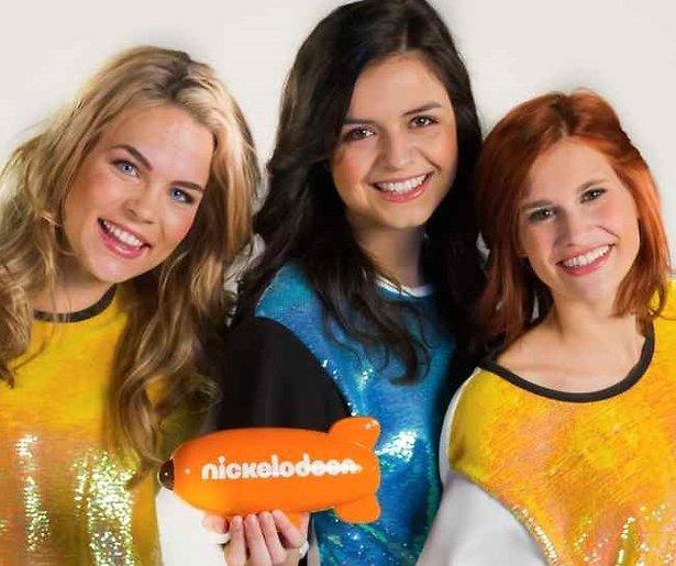 K3 en B-Brave gaan met Nickelodeon Kids' Choice Awards naar huis